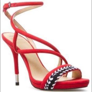 GX by Gwen Stefani Stiletto Heel Sandals Sz 7.5